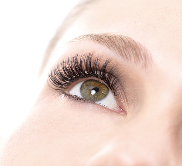 Beauty Strumming Lashes: Eyelashes Extension In The Test
