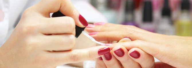 Hand & Nail Treatments / Beauty by Helen French